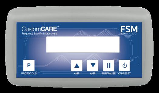 CustomCare Satellite Microcurrent Unit