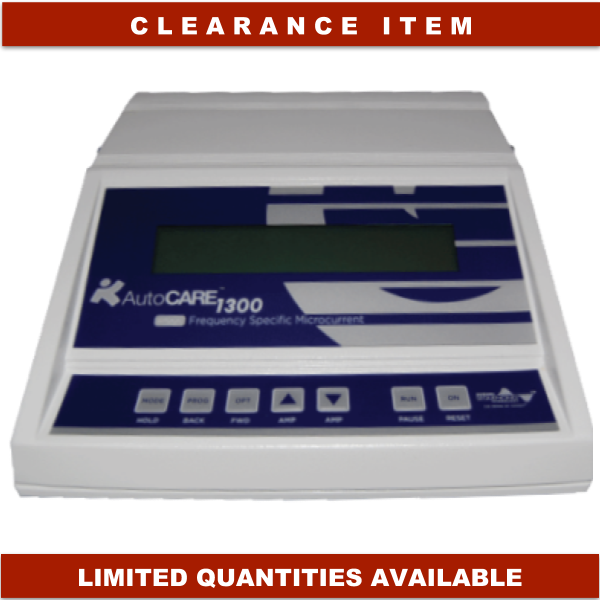 AutoCare 1300 Microcurrent Unit