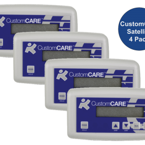 CustomCare Satellite 4 Pack